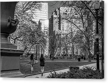 Philadelphia Street Photography - 0902 Canvas Print