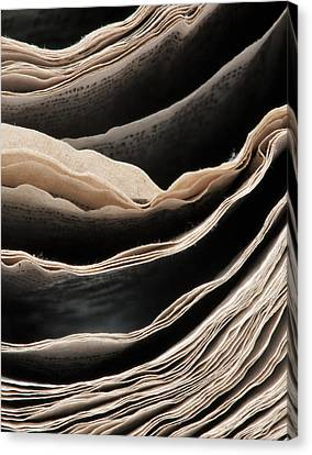 Phone Book 6517 Canvas Print