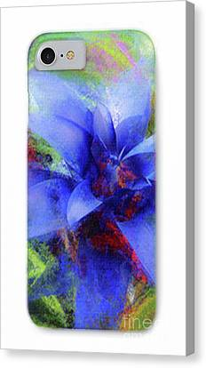 Phone Case 2 Canvas Print by Mona Stut