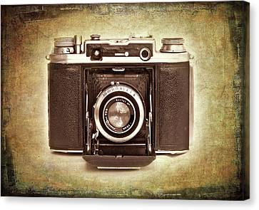 Photographer's Nostalgia Canvas Print