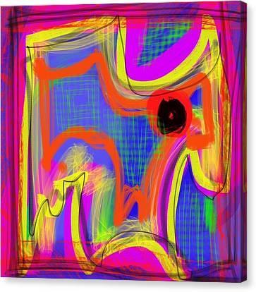 Pichorso Canvas Print