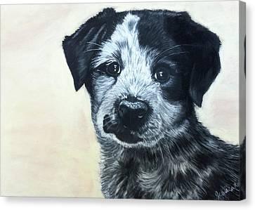 Pick Me Canvas Print by Jessica Kale