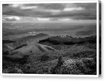 Pico Do Itapeva-pindamonhangaba-sp Canvas Print
