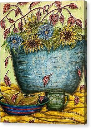 Picturesque Canvas Print