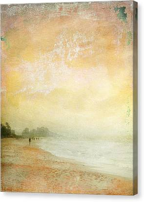 Pieces Of The Dream Canvas Print by Karen Lynch