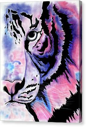 Piercing  Canvas Print