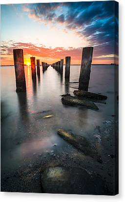 Pill Canvas Print - Pilling Up by Marvin Spates