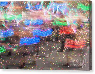 Pinata Party Canvas Print by Az Jackson