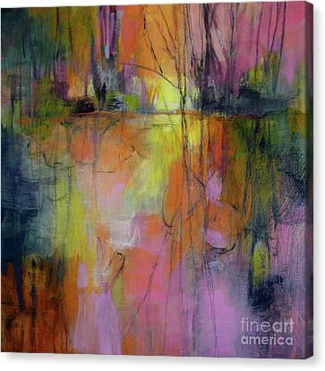 Pink Pleasure Canvas Print