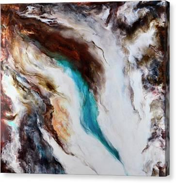 Pinnacle Canvas Print by Camille Hurst