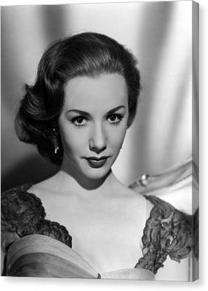 Piper Laurie, 1954 Canvas Print by Everett
