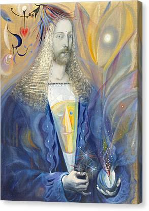 Pisces Canvas Print by Annael Anelia Pavlova