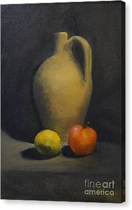 Pitcher This Canvas Print