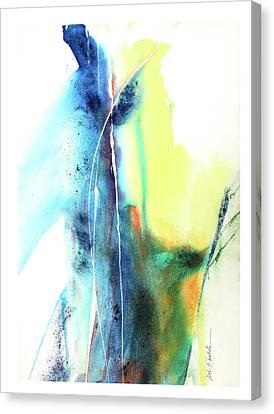 Pjstudy II Canvas Print by Mark Hoedebecke