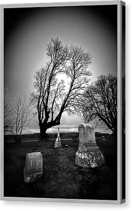 Place Of Rest Canvas Print by Dale Stillman