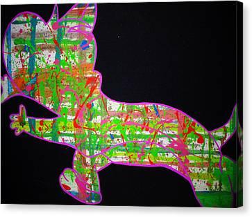 Plaid Canvas Print