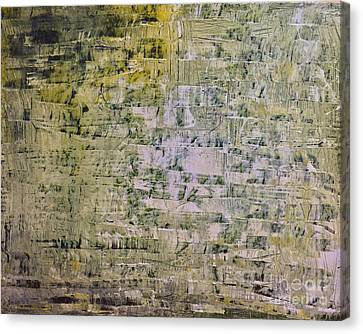 Plans Canvas Print by Emmett Juliard