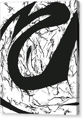 Plasmogamy032 Canvas Print by TripsInInk