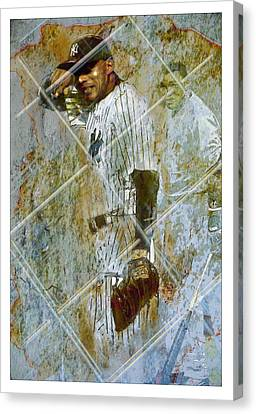 Play Ball Canvas Print by James Robinson