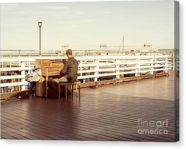Play Me, I'm Yours Canvas Print