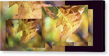 Pleasures Of Autumn -  Canvas Print