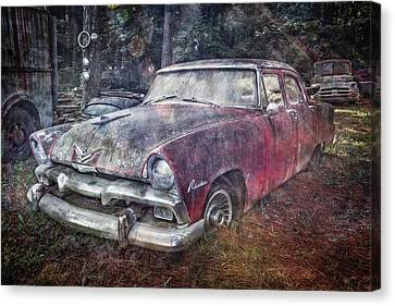 Canvas Print featuring the photograph Plymouth Belvedere by Debra and Dave Vanderlaan