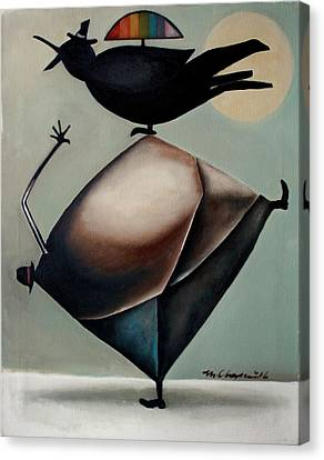 Canvas Print - Poetics by Martel Chapman