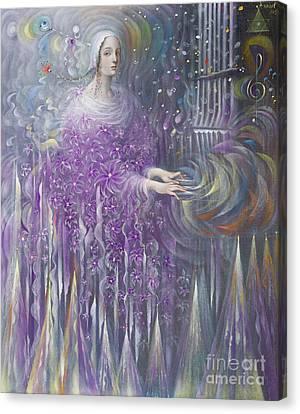 Poiesis IIi  Religion  Canvas Print by Annael Anelia Pavlova
