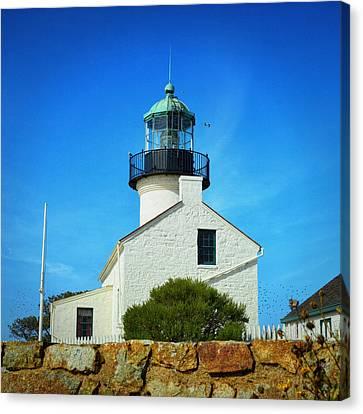 Point Loma Lighthouse - San Diego Canvas Print