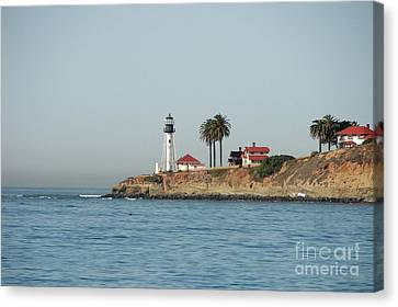 Point Loma Lower Lighthouse Canvas Print