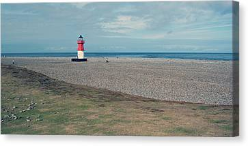 Point Of Ayre Canvas Print by Steve Watson