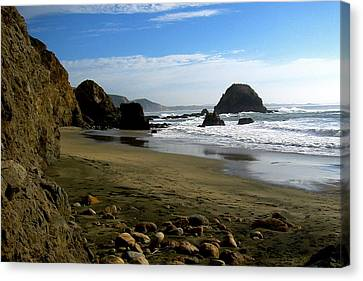 Point Reyes California Canvas Print