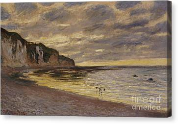 Pointe De Lailly Canvas Print