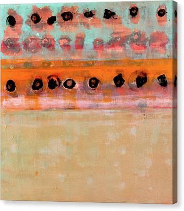 Pojoaque Pueblo Canvas Print by Jorge Luis Bernal