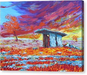 Pol Na Bron Canvas Print