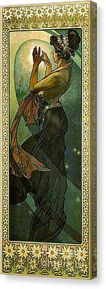 Pole Star 1902 Canvas Print by Padre Art