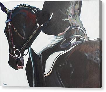 Polish And Shine Canvas Print