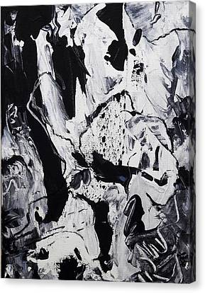 Ponderosity Canvas Print by Lynda Lehmann