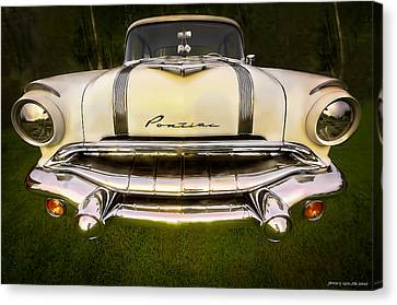 Pontiac Canvas Print by Jerry Golab