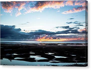 Pools Canvas Print