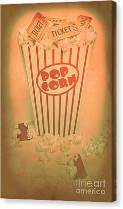 Pop Art Theatre Canvas Print by Jorgo Photography - Wall Art Gallery