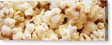 Popcorn 2 Canvas Print by Martin Cline