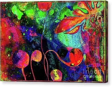 Poppy Enchantment Canvas Print