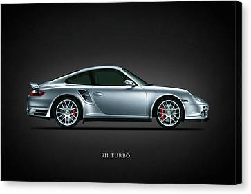 Porsche 911 Turbo Canvas Print