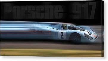 Porsche 917 Canvas Print