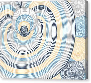 Portal Canvas Print by Jill Lenzmeier