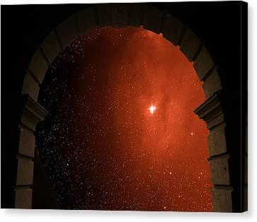 Portal To Ophiuchus  Canvas Print by Jim DeLillo