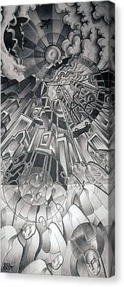 Portals Canvas Print