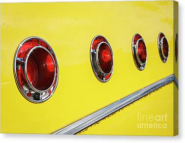 Canvas Print featuring the photograph Portholes by Dennis Hedberg
