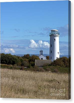 Portland Bird Observatory Canvas Print by Stephen Melia
